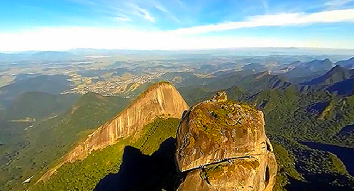 Sertão Mountains, Brazil