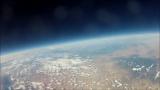 65,000 ft. Over Albuquerque, USA