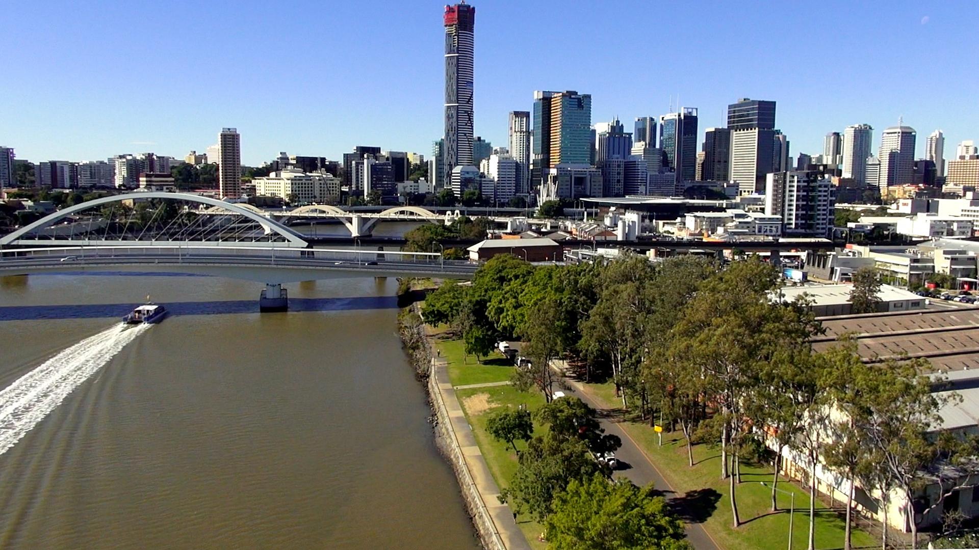 Brisbane CBD Australia