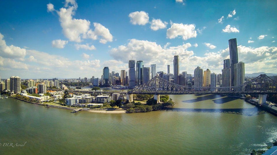 Brisbane Australia  City new picture : Brisbane, Australia | Dronestagram