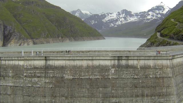 Barrage de la Grande Dixence, Valais, Suisse