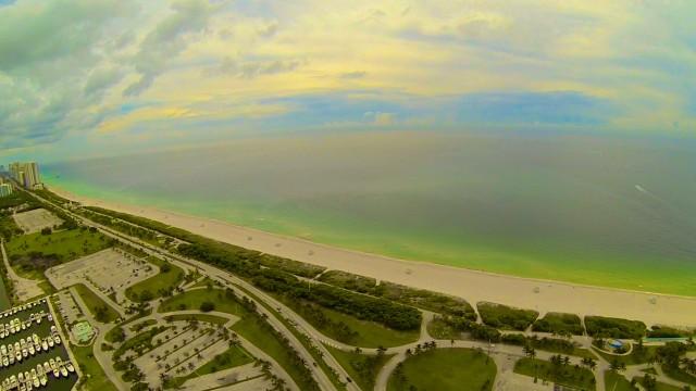 Haulover Beach, Miami, Florida