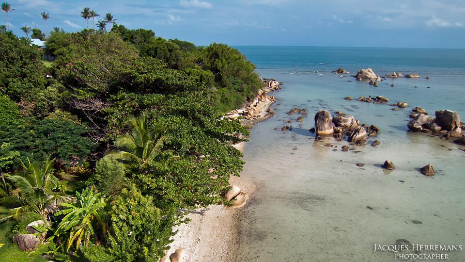 Laem Nam beach, koh Samui, Thailand