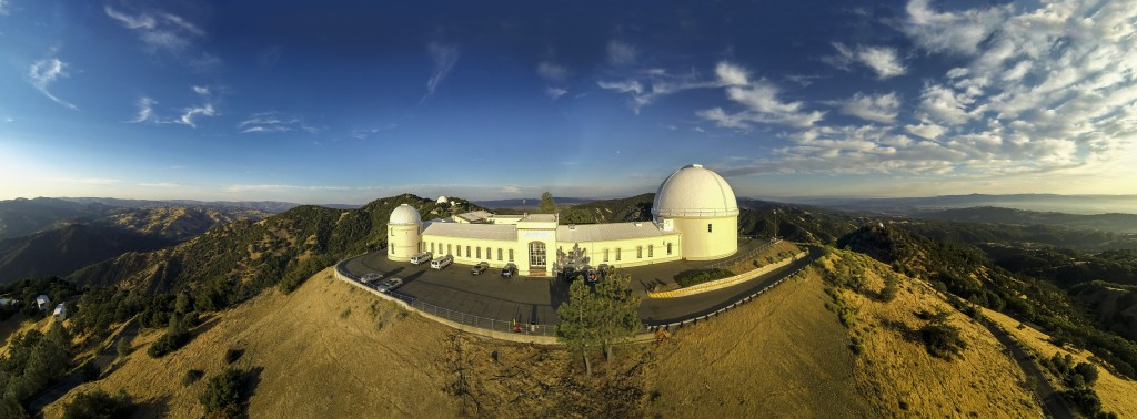 Hamilton (MT) United States  City pictures : Lick Observatory, Mount Hamilton, California, USA | Dronestagram