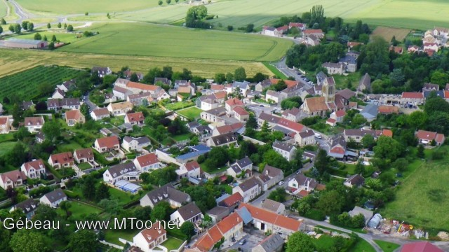 Hérouville, Val d'Oise, France