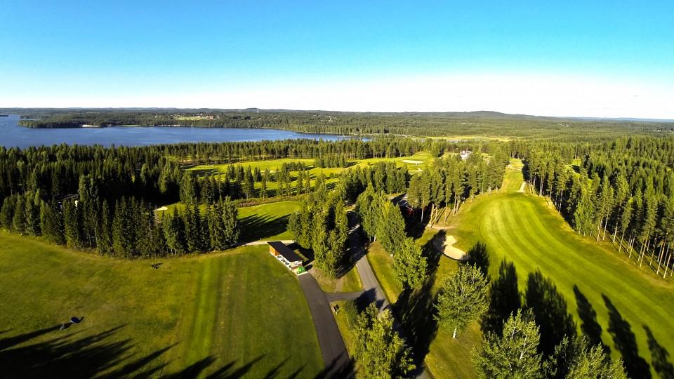 Kontiolahti Golf Cource – Finland | Dronestagram