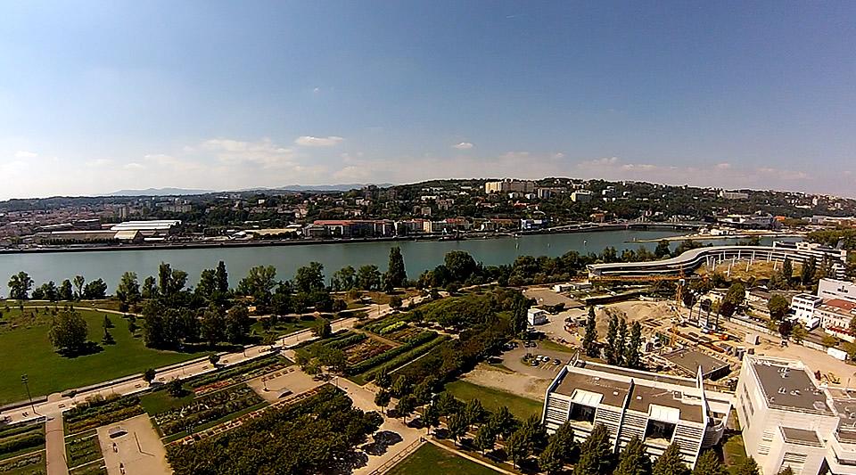 Parc Gerland, Lyon, France