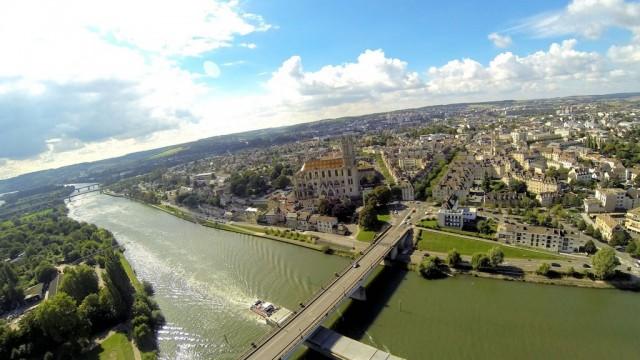 Ile de Limay, limay,Yvelines,france