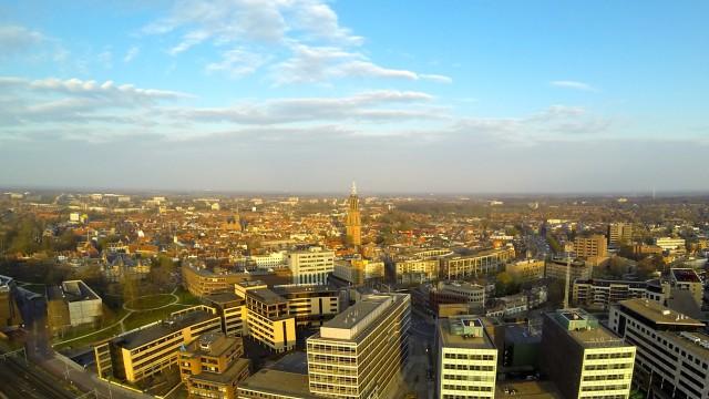 Piet Mondriaanlaan, Amersfoort, Utrecht, The Netherlands
