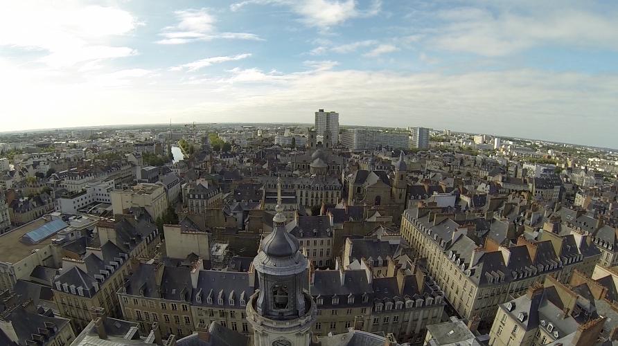 Rennes Place de la Mairie