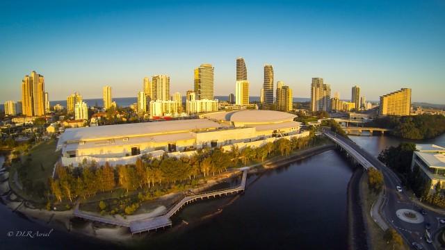 Gold Coast Convention Centre, Broadbeach, Queensland, Australia