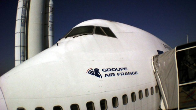 Bourget Airport, France