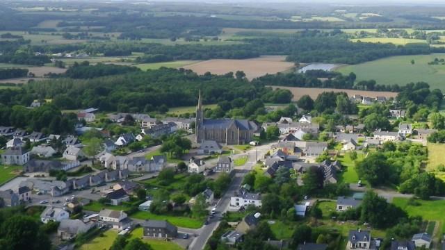 Sainte Marie – Ile et Vilaine – France