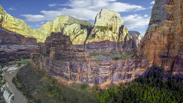 Zion, Big Bend, Utah