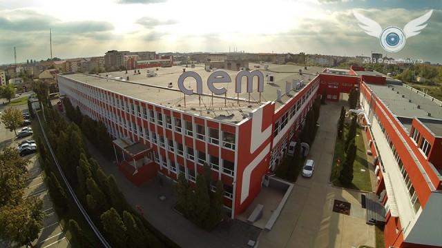 AEM, Timisoara, Romania