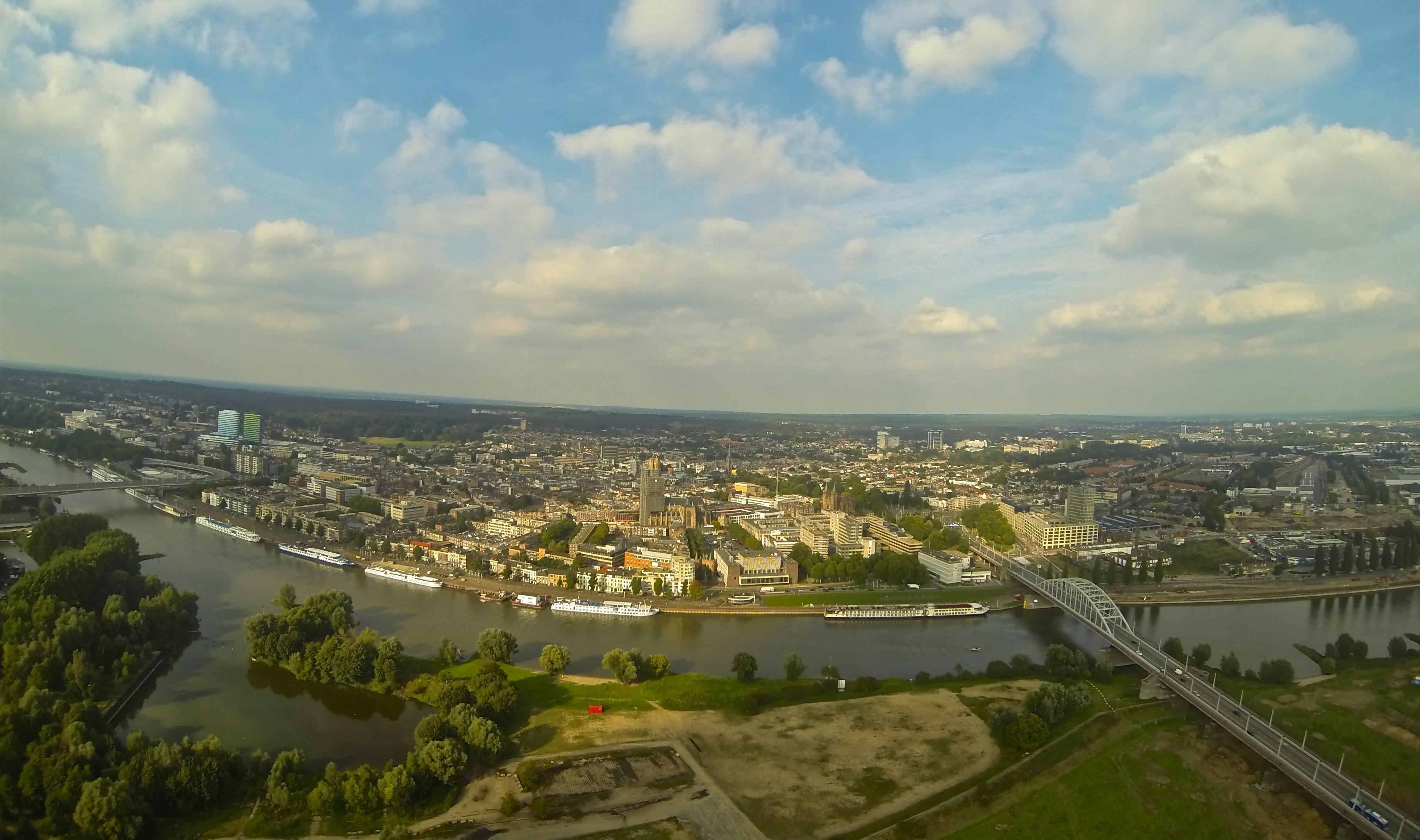 Arnhem Bridge – Arnhem – The Netherlands