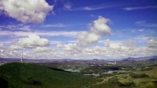 Black Mountain, Canberra