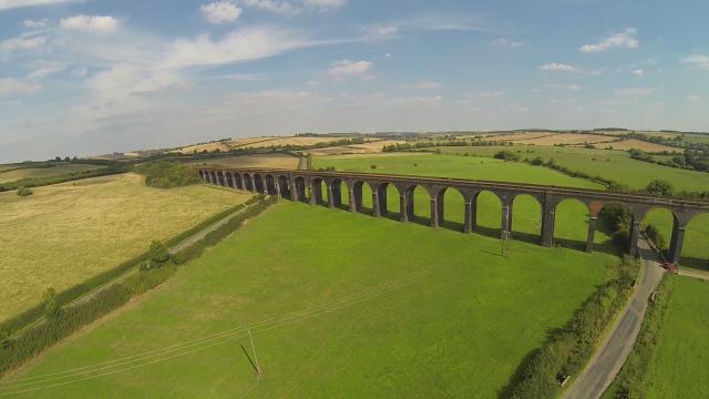 Harringworth Viaduct, UK