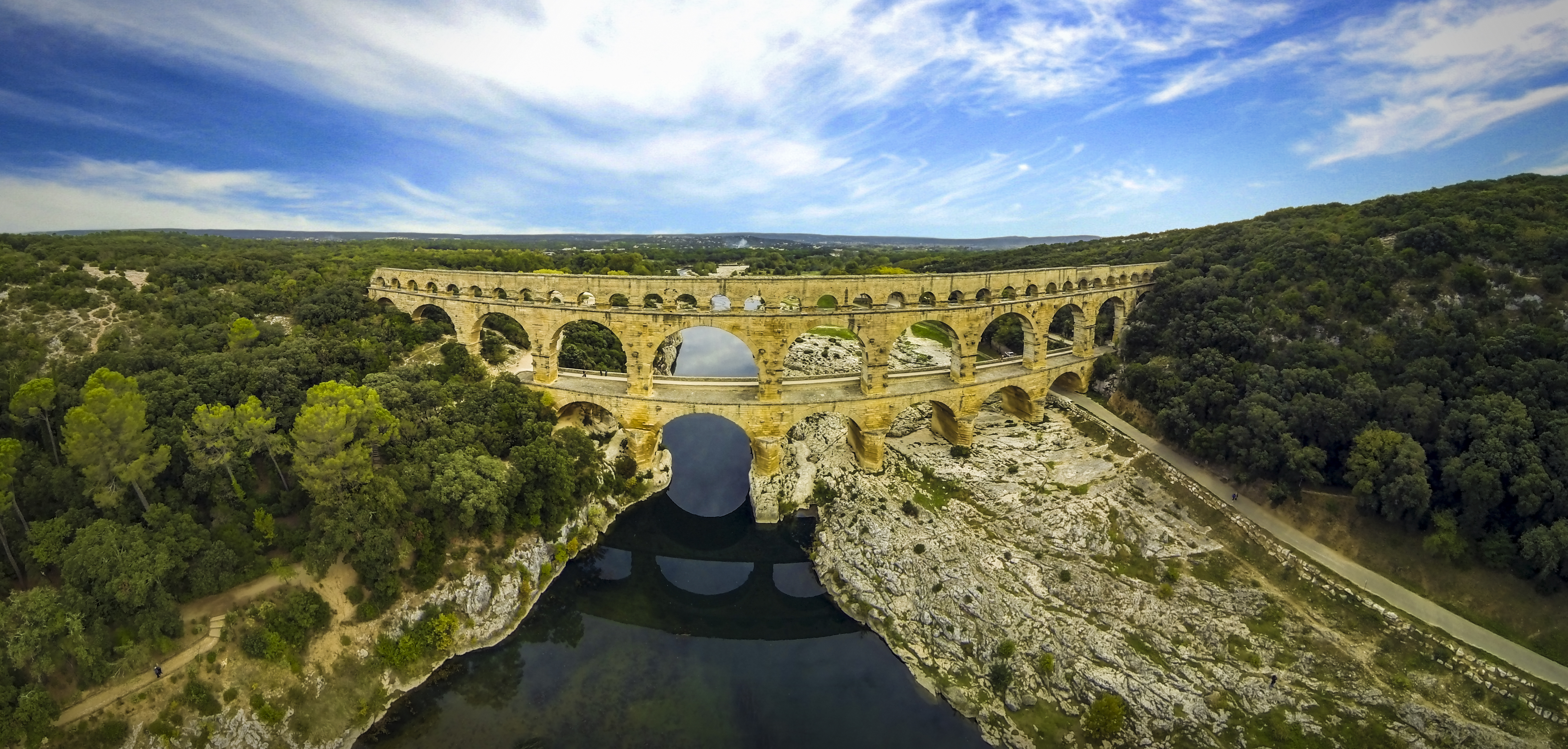 gopro on a drone with Pont Du Gard Provence France on Gopro Hero 6 Black Review in addition Mit Welchen Drohnen Fliegt Ihr Eigentlich likewise Fly It Or Buy It The  plete Guide To Using Camera Drones For Real Estate Marketing additionally Cual Es El Dron Mas Economico in addition Dji Expected To Unveil New Spark Drone On May 24.