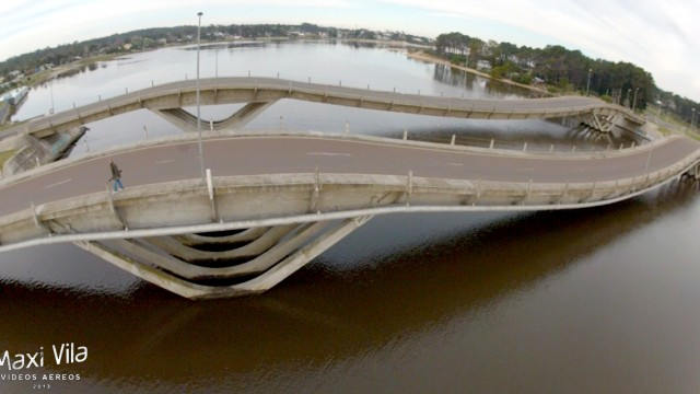 Puente de La Barra, Maldonado Uruguay