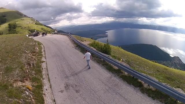 Galichica, Ohrid, Macedonia