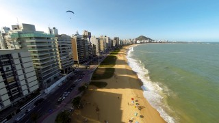 Praia da Costa, Vila Velha,  Espírito Santo, Brazil