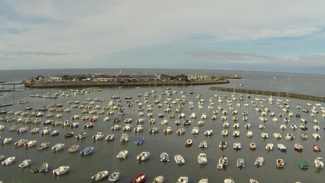 Port, Pornichet, Loire Atlantique, France