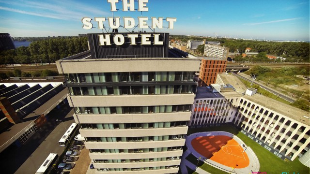 The Student Hotel Amsterdam