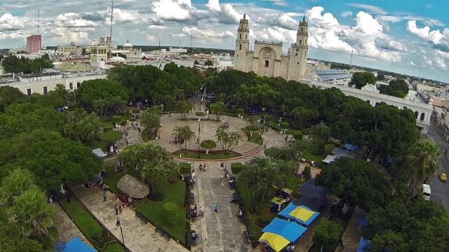 Catedral Merida Yucatan