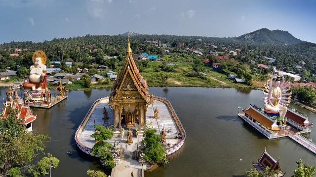 Plai Laem, Koh Samui, Thailand