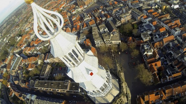 Onze Lieve Vrouwen toren, Amersfoort, The Netherlands