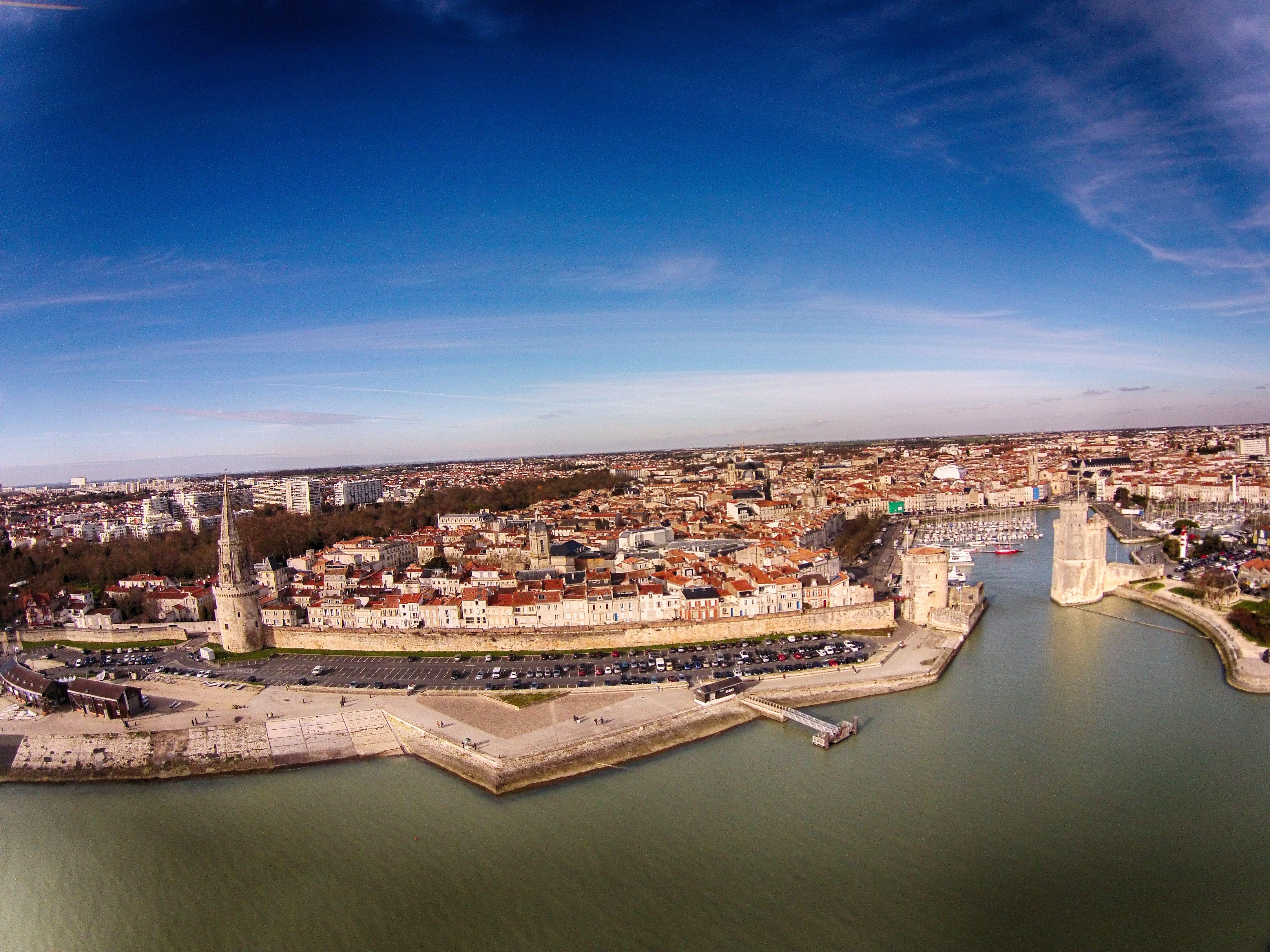 La Rochelle Quai avenue Michel Crepeau, La Rochelle,Charente-Maritime,France