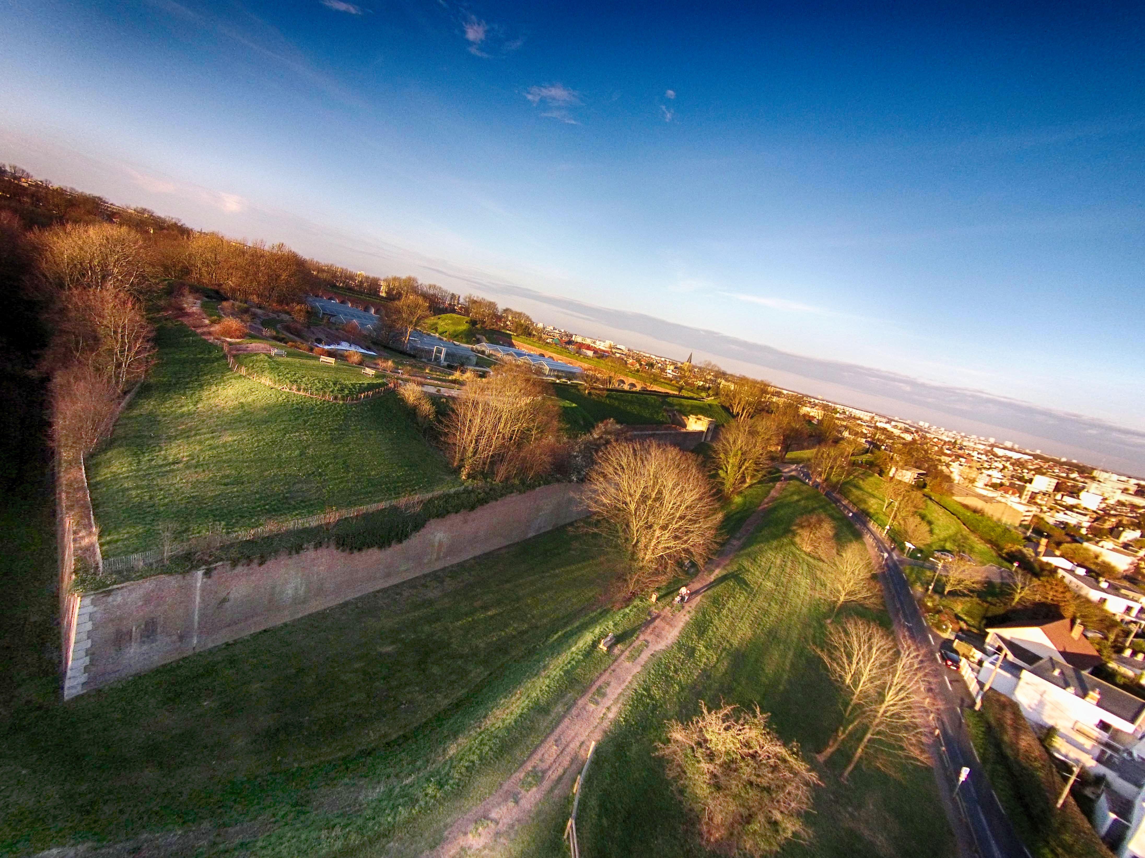 les Jardins suspendus, le Havre,Seine-Maritime,France | Dronestagram