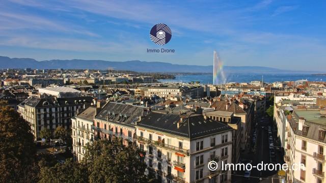 Geneva, jet d'eau