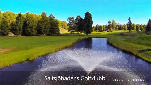 Saltsjöbadens GK, Stockholm, Sweden