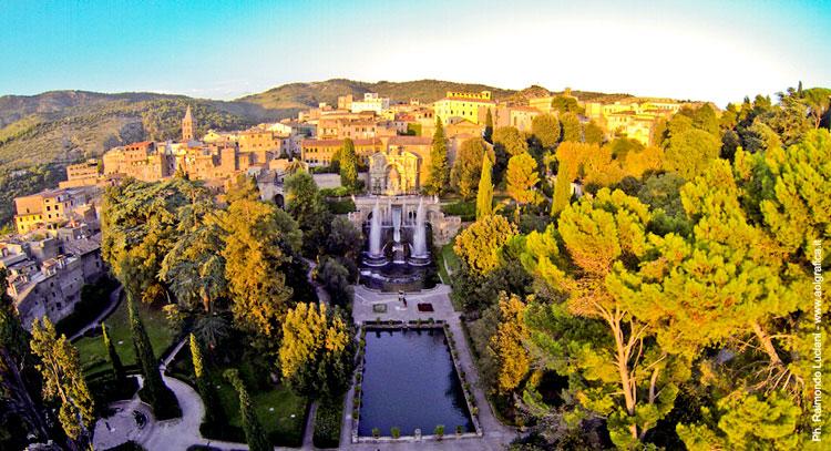 Tivoli, Roma, Italia