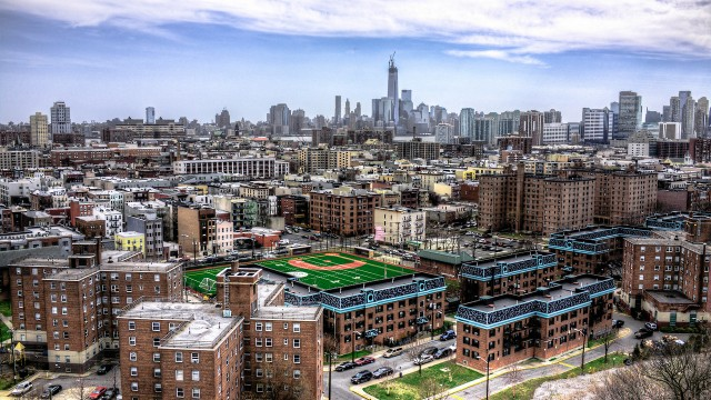 Jersey City Heights