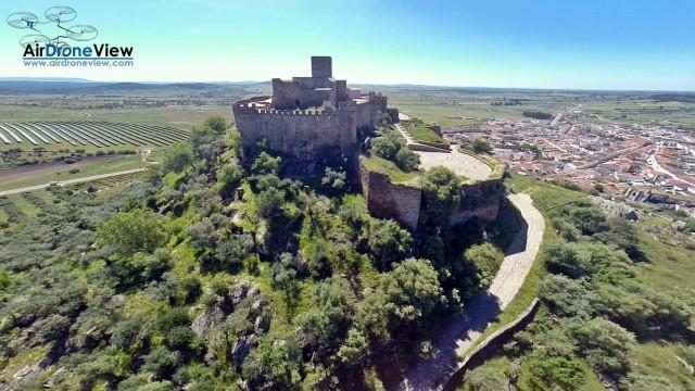 Castillo de Miraflores, Alconchel, España