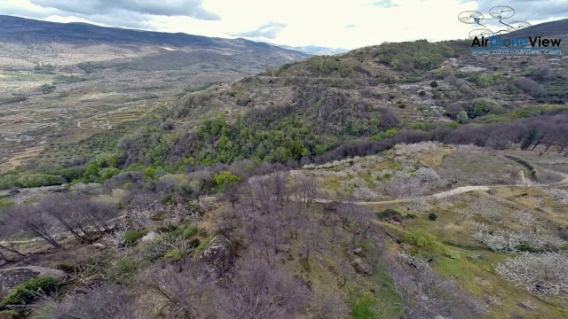 Valle del Jerte, España