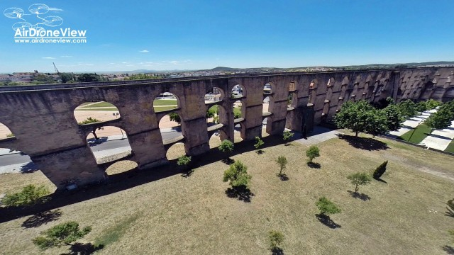Elvas – Acueducto, Portugal