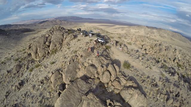 """""""Huskies Mountain, Johnson Valley,California, USA"""""""