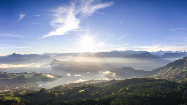 Vierwaldstättersee – Luzern – Pilatus