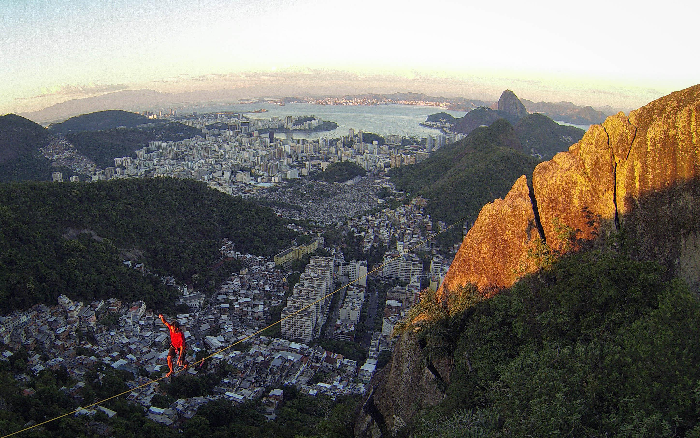Morro dos Cabritos, Rio de Janeiro, Brasil