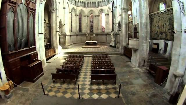 Cathédrale de Vienne – Isère – France