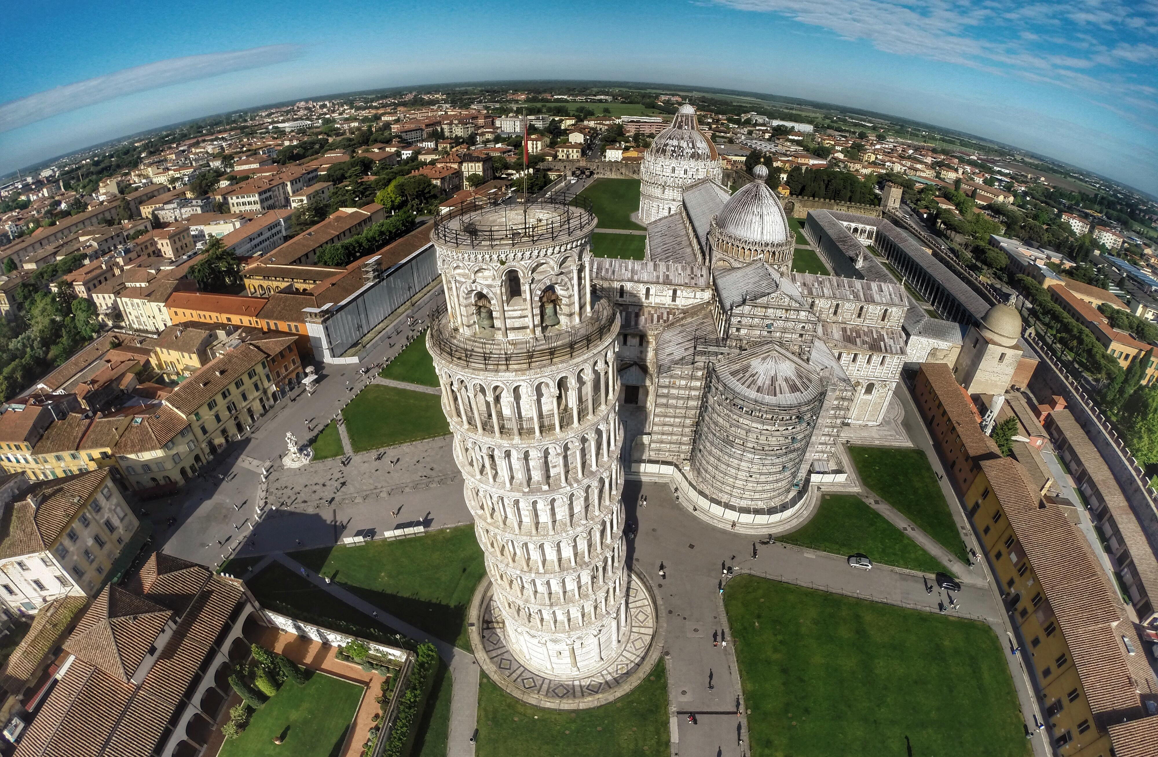 Tower Pisa Italy Italy Tuscana Tower of Pisa