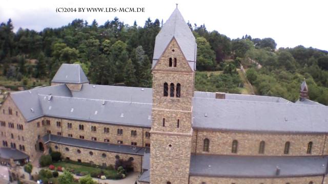 Abtei St.Hildegard in Eibingen bei Rüdesheim  – Germany