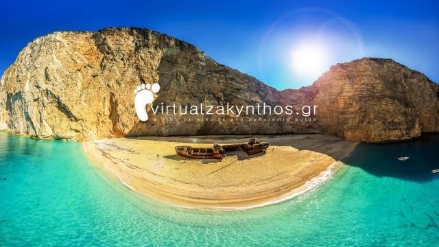 "Zakynthos Island – Shipwreck ""Navagio"" Beach"