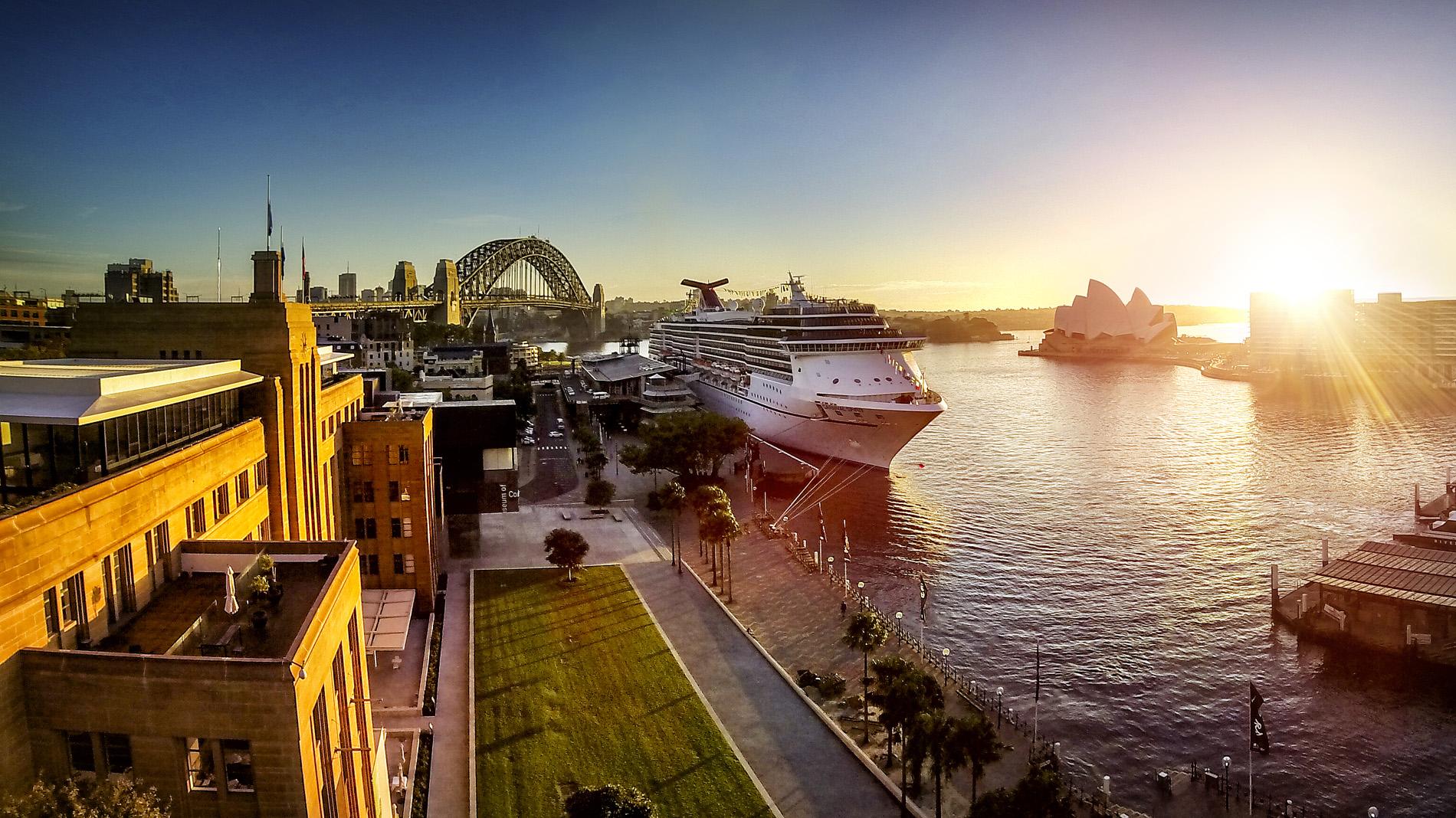 Circlular Quay Sydney