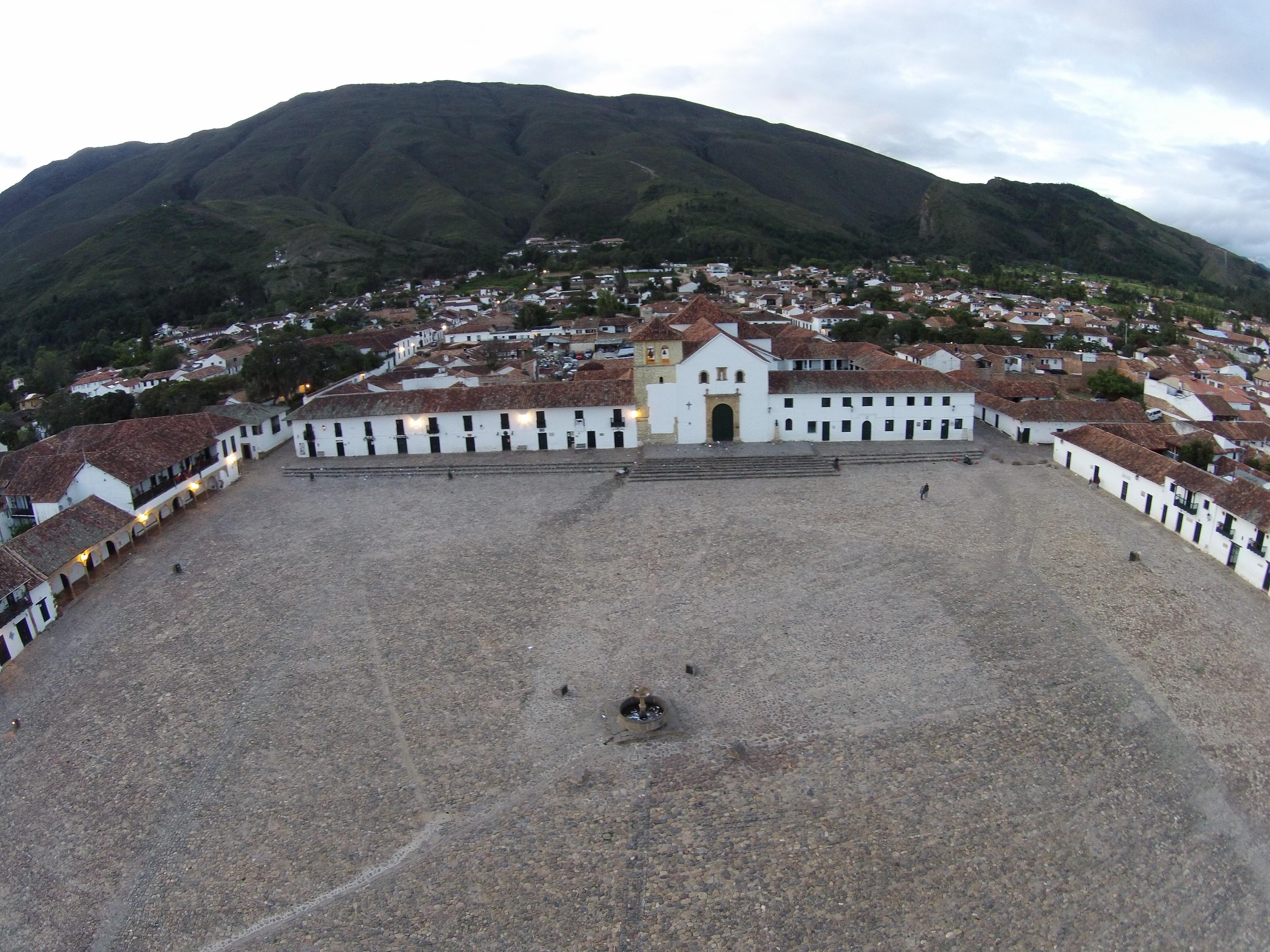 Plazas de Colombia