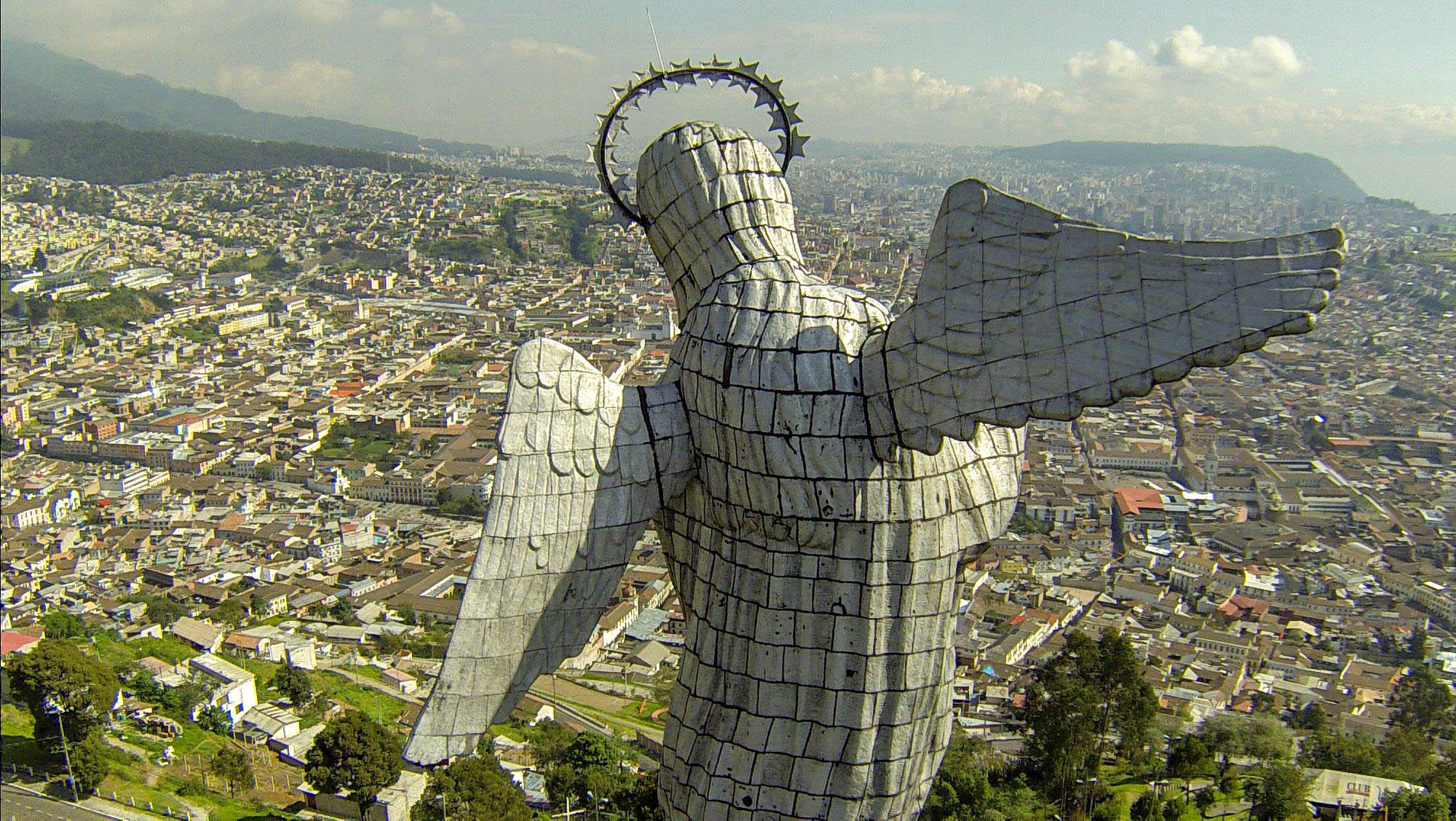 Panecillo, Quito, Ecuador